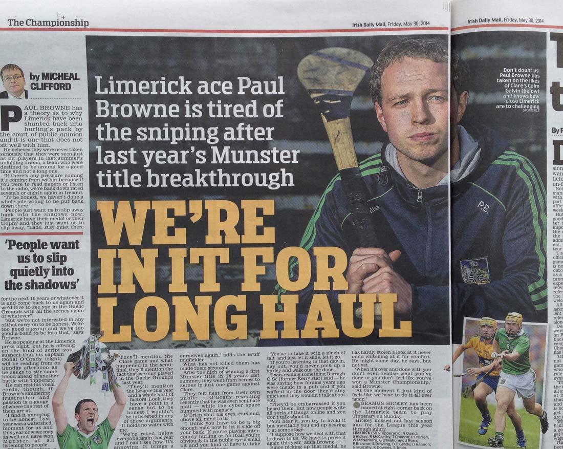 Irish Daily Mail