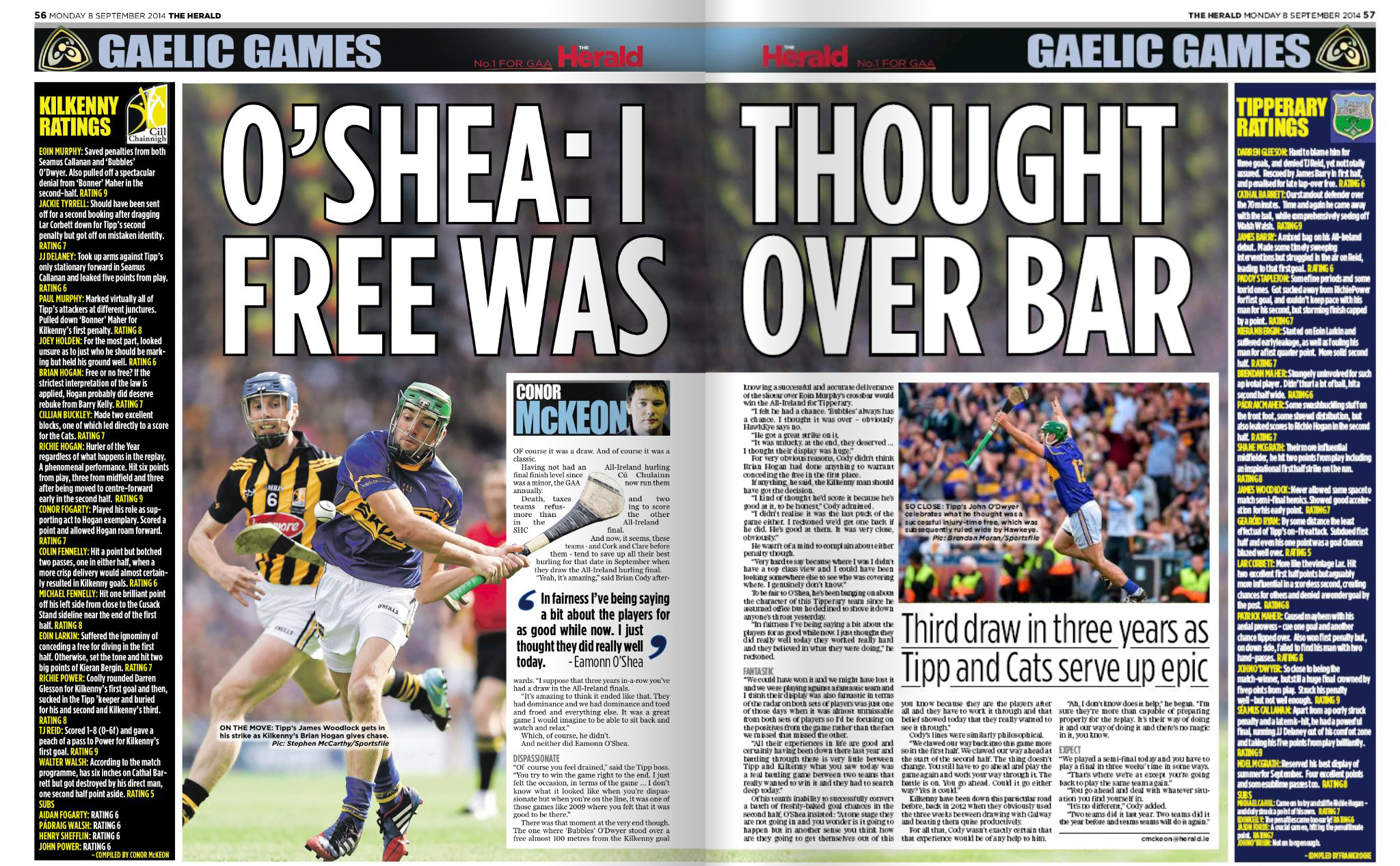 Media Coverage Sportsfile Blog