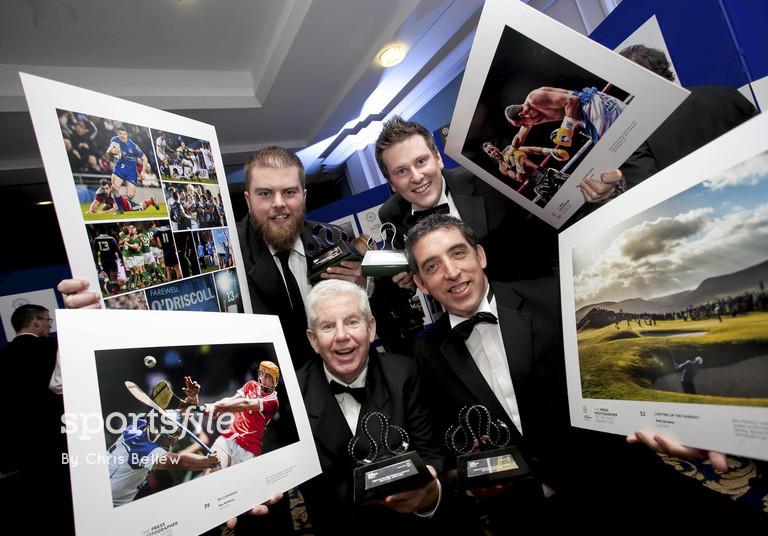 Sportsfile Award Winners