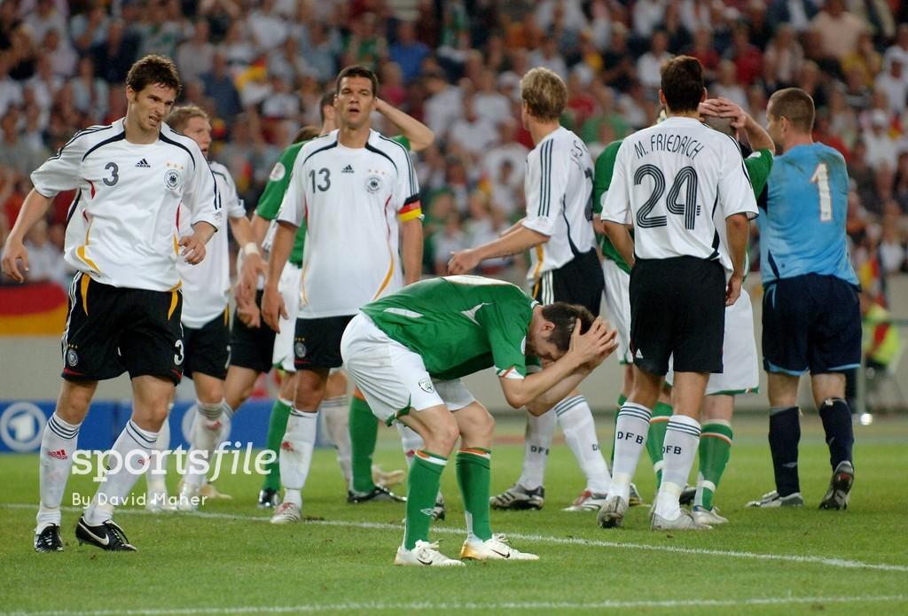 Republic Of Ireland V Germany Through The Years Sportsfile Blog
