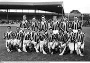 1960; The Kilkenny team. Leinster Senior Hurling Championship Final, Wexford v Kilkenny, Croke Park, Dublin. Picture credit; Connolly Collection / SPORTSFILE