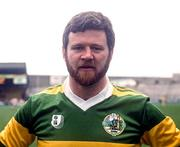 """1989; Eóin """"Bommer"""" Liston of Kerry poses for a portrait. Photo by Ray McManus/Sportsfile"""
