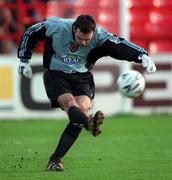 26 October 1998; Michael Dempsey of Bohemians during the Harp Lager National League Premier Division match between Shelbourne and Bohemians at Tolka Park in Dublin. Photo by Ray McManus/Sportsfile