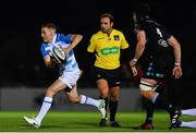 3 November 2017; Nick McCarthy of Leinster during the Guinness PRO14 Round 8 match between Glasgow Warriors and Leinster at Scotstoun in Glasgow, Scotland. Photo by Ramsey Cardy/Sportsfile