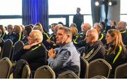 4 November 2017; Attendees at the GAA Healthy Clubs Recognition Event, supported by Irish Life, which saw 58 GAA clubs recognised as the first official 'Healthy Clubs' on the island of Ireland. The GAA's Healthy Clubs Project hopes to transform GAA clubs nationally into hubs for community health and wellbeing. As part of the programme, each club is trained to deliver advice and information programmes on a variety of different topics including, physical activity; emotional wellbeing; healthy eating; community development, to name but a few. For more information, visit: www.gaa.ie/community. Croke Park, Dublin. Photo by Piaras Ó Mídheach/Sportsfile
