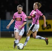 4 November 2017; Aisling Farwley of Wexford Youths during the Continental Tyres Women's National League match between Wexford Youths and Peamount United at Ferrycarrig Park in Wexford. Photo by Matt Browne/Sportsfile