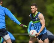 7 November 2017; Chris Barrett during Ireland International Rules squad training at Wesley College, St Kilda Road Complex, Melbourne, Australia. Photo by Ray McManus/Sportsfile