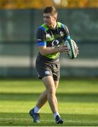 9 November 2017; Luke McGrath during Ireland rugby squad training at Carton House in Maynooth, Kildare. Photo by Brendan Moran/Sportsfile
