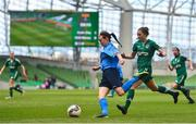 5 November 2017; Dearbhaile Beirne of UCD Waves during the Continental Tyres FAI Women's Cup Final match between Cork City WFC and UCD Waves at the Aviva Stadium in Dublin. Photo by Ramsey Cardy/Sportsfile