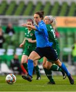5 November 2017; Karen Duggan of UCD Waves during the Continental Tyres FAI Women's Cup Final match between Cork City WFC and UCD Waves at the Aviva Stadium in Dublin. Photo by Ramsey Cardy/Sportsfile