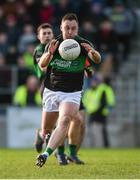 12 November 2017; Paul Kerrigan of Nemo Rangers during the AIB Munster GAA Football Senior Club Championship Semi-Final match between Nemo Rangers and Adare at Mallow GAA complex in Mallow, Co Cork. Photo by Piaras Ó Mídheach/Sportsfile