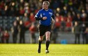12 November 2017; Referee Alan Kissane during the AIB Munster GAA Football Senior Club Championship Semi-Final match between Nemo Rangers and Adare at Mallow GAA complex in Mallow, Co Cork. Photo by Piaras Ó Mídheach/Sportsfile