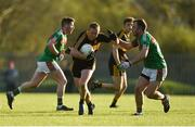 12 November 2017; Colm Cooper of Dr Crokes in action against Evan Talty of Kilmurry-Ibrickane during the AIB Munster GAA Football Senior Club Championship Semi-Final match between Dr Crokes and Kilmurry-Ibrickane at Dr. Crokes GAA pitch in Lewis Road, Killarney, Kerry. Photo by Diarmuid Greene/Sportsfile