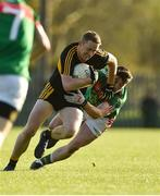 12 November 2017; Colm Cooper of Dr Crokes in action against Keelan Sexton of Kilmurry-Ibrickane during the AIB Munster GAA Football Senior Club Championship Semi-Final match between Dr Crokes and Kilmurry-Ibrickane at Dr. Crokes GAA pitch in Lewis Road, Killarney, Kerry. Photo by Diarmuid Greene/Sportsfile