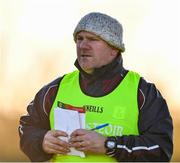 12 November 2017; Galway manager Stephen Glennon during the All Ireland U21 Ladies Football Final match between Mayo and Galway at St. Croans GAA Club in Keelty, Roscommon. Photo by Sam Barnes/Sportsfile