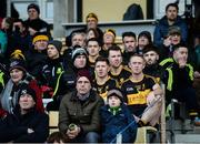 12 November 2017; Dr Crokes players Kieran O'Leary and Colm Cooper sit amongst supporters after being substituted in the AIB Munster GAA Football Senior Club Championship Semi-Final match between Dr Crokes and Kilmurry-Ibrickane at Dr. Crokes GAA pitch in Lewis Road, Killarney, Kerry. Photo by Diarmuid Greene/Sportsfile