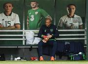 13 November 2017; Darren Randolph during Republic of Ireland squad training at the FAI National Training Centre in Abbotstown, Dublin. Photo by Stephen McCarthy/Sportsfile