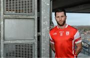 13 November 2017; Cuala hurler Shane Stapleton during AIB Leinster Club Senior Hurling Championship Semi-Finals Media Day at Croke Park in Dublin. Photo by Piaras Ó Mídheach/Sportsfile