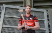 13 November 2017; Mount Leinster Rangers hurler Edward Byrne during AIB Leinster Club Senior Hurling Championship Semi-Finals Media Day at Croke Park in Dublin. Photo by Piaras Ó Mídheach/Sportsfile