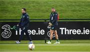 13 November 2017; Jonathan Walters during Republic of Ireland squad training at the FAI National Training Centre in Abbotstown, Dublin. Photo by Stephen McCarthy/Sportsfile