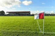 12 November 2017; A general view of Tuam Stadium prior to the AIB Connacht GAA Football Senior Club Championship Semi-Final match between Corofin and St Brigid's at Tuam Stadium in Tuam, Galway. Photo by Brendan Moran/Sportsfile