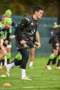 14 November 2017; Jonathan Sexton during Ireland rugby squad training at Carton House, in Maynooth, Kildare. Photo by Matt Browne/Sportsfile