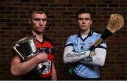 14 November 2017; Ballygunner's Pauric Mahony, left, and Na Piarsaigh's Ronan Lynch is pictured ahead of the AIB GAA Munster Senior Hurling Club Championship Final on Sunday, 19th of November 19th. For exclusive content and behind the scenes action throughout the AIB GAA & Camogie Club Championships follow AIB GAA on Facebook, Twitter, Instagram and Snapchat. Photo by Sam Barnes/Sportsfile