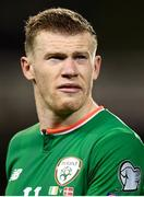 14 November 2017; James McClean of Republic of Ireland following the FIFA 2018 World Cup Qualifier Play-off 2nd leg match between Republic of Ireland and Denmark at Aviva Stadium in Dublin. Photo by Stephen McCarthy/Sportsfile