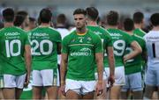 18 November 2017; A dejected Eoin Cadogan of Ireland  after the Virgin Australia International Rules Series 2nd test at the Domain Stadium in Perth, Australia. Photo by Ray McManus/Sportsfile