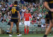 18 November 2017; Referee Maurice Deegan during the Virgin Australia International Rules Series 2nd test at the Domain Stadium in Perth, Australia. Photo by Ray McManus/Sportsfile