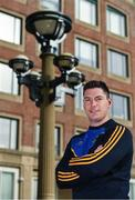 18 November 2017; John O'Dwyer of Tipperary poses for a portrait ahead of the AIG Super 11's Fenway Classic Semi-Final match matches in Boston, MA, USA. Photo by Brendan Moran/Sportsfile