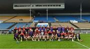 19 November 2017; The Ballygunner squad before the AIB Munster GAA Hurling Senior Club Championship Final match between Na Piarsaigh and Ballygunner at Semple Stadium in Thurles, Co Tipperary. Photo by Piaras Ó Mídheach/Sportsfile