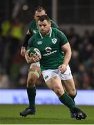 18 November 2017; Cian Healy of Ireland during the Guinness Series International match between Ireland and Fiji at the Aviva Stadium in Dublin. Photo by Eóin Noonan/Sportsfile