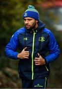 20 November 2017; Isa Nacewa during Leinster rugby squad training at Leinster Rugby Headquarters in Dublin. Photo by Ramsey Cardy/Sportsfile
