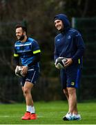 20 November 2017; James Lowe during Leinster rugby squad training at Leinster Rugby Headquarters in Dublin. Photo by Ramsey Cardy/Sportsfile