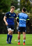 20 November 2017; Josh van der Flier during Leinster rugby squad training at Leinster Rugby Headquarters in Dublin. Photo by Ramsey Cardy/Sportsfile