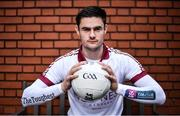 21 November 2017; Slaughtneil's Chrissy McKaigue is pictured ahead of the AIB GAA Ulster Senior Football Club Championship Final where they face Cavan Gaels on Sunday 26th November. For exclusive content throughout the AIB Club Championships follow @AIB_GAA and facebook.com/AIBGAA. Photo by Sam Barnes/Sportsfile