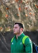 23 November 2017; James Ryan during Ireland rugby squad training at Carton House in Maynooth, Kildare. Photo by Stephen McCarthy/Sportsfile