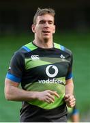 24 November 2017; Chris Farrell during Ireland rugby captain's run at the Aviva Stadium in Dublin. Photo by Piaras Ó Mídheach/Sportsfile