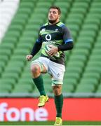 24 November 2017; Sean Reidy during Ireland rugby captain's run at the Aviva Stadium in Dublin. Photo by Piaras Ó Mídheach/Sportsfile
