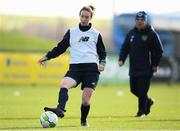 24 November 2017; Karen Duggan during a Republic of Ireland training session at the FAI National Training Centre in Abbotstown, Dublin. Photo by Stephen McCarthy/Sportsfile