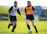 24 November 2017; Niamh Farrelly during a Republic of Ireland training session at the FAI National Training Centre in Abbotstown, Dublin. Photo by Stephen McCarthy/Sportsfile