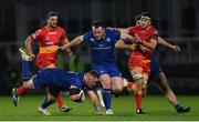 24 November 2017; Andrew Porter of Leinster during the Guinness PRO14 Round 9 match between Leinster and Dragons at the RDS Arena in Dublin. Photo by Ramsey Cardy/Sportsfile