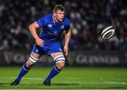 24 November 2017; Jordi Murphy of Leinster during the Guinness PRO14 Round 9 match between Leinster and Dragons at the RDS Arena in Dublin. Photo by Brendan Moran/Sportsfile