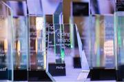 25 November 2017; A general view of the awards during the Cycling Ireland Awards at the Crowne Plaza Hotel, Dublin. Photo by Stephen McMahon/Sportsfile
