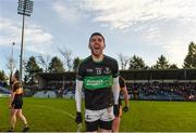 26 November 2017; Luke Connolly of Nemo Rangers celebrates at the final whistle after the AIB Munster GAA Football Senior Club Championship Final match between Dr. Crokes and Nemo Rangers at Páirc Ui Rinn in Cork. Photo by Eóin Noonan/Sportsfile