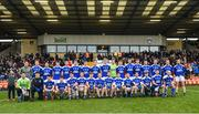 26 November 2017; The Cavan Gaels team prior to the AIB Ulster GAA Football Senior Club Championship Final match between Slaughtneil and Cavan Gaels at the Athletic Grounds in Armagh.