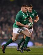 25 November 2017; Tadhg Furlong of Ireland during the Guinness Series International match between Ireland and Argentina at the Aviva Stadium in Dublin. Photo by Ramsey Cardy/Sportsfile