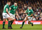 25 November 2017; Rob Kearney of Ireland during the Guinness Series International match between Ireland and Argentina at the Aviva Stadium in Dublin. Photo by Ramsey Cardy/Sportsfile