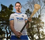 1 December 2017; Waterford hurler Maurice Shanahan in attendance at the Waterford GAA new sponsorship launch at TQS Integration Systems in Lismore, Waterford. Photo by Matt Browne/Sportsfile